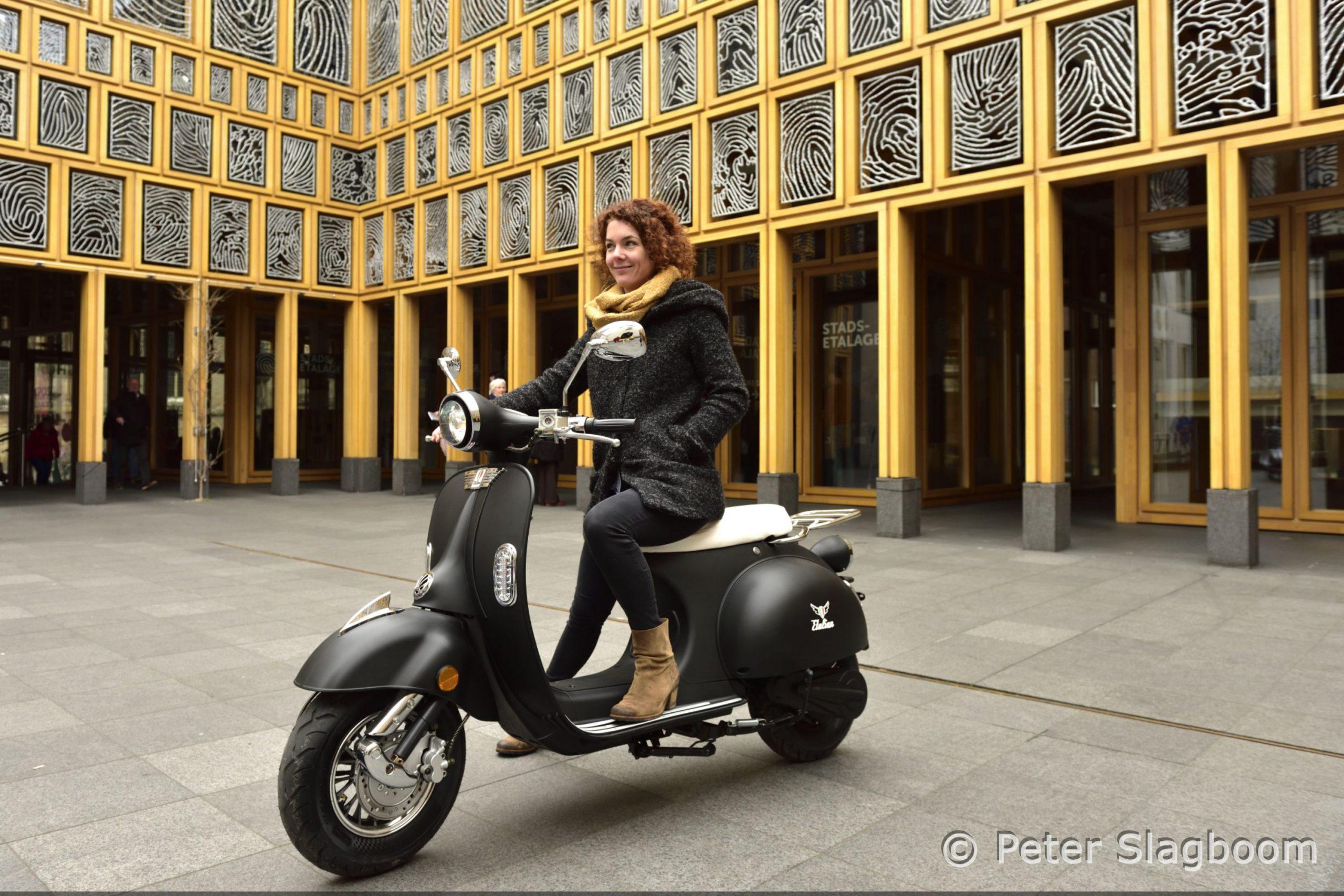 Etalian e-scooters